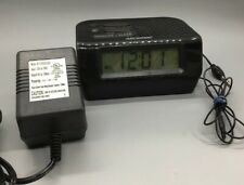 NELSONIC LCD Alarm Clock Radio Model # NLC613