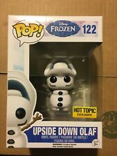 Funko POP! Disney Frozen - Vinyl Figure - UPSIDE DOWN OLAF (Hot Topic Exclusive)