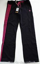 Adidas Damen Jazzpants Hose Sporthose Fitnesshose schwarz S NEU