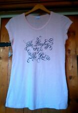Sass & Bide 'The Playboy and The Poet' t-shirt - Size Large