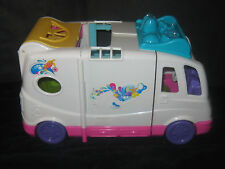 Fisher Price Loving Family Dollhouse RV Camper Vacation Vehicle