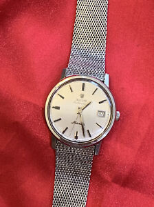 Vintage 1970s WALTHAM Maxim Automatic Swiss Made with Date