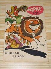Mosaik Digedags-Comics