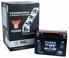 Yuasa YTX9-BS Honda XR650L 93-'13 Motorcycle AGM Fresh Pack 12 Volt Battery