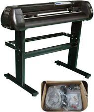 34 500g Vinyl Cutter Plotter Sign Cutting Machine Sign Maker Lcd Plotter 110v