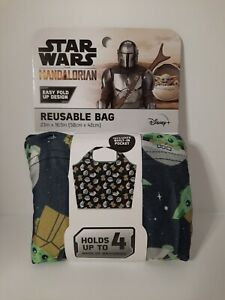 Best Brands Star Wars Mandalorian reusable bag.