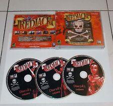 Gioco Pc Cd REDJACK La vendetta dei Brethren 3 CD ITA