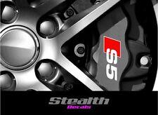 Audi S5 Premium Brake Caliper Decals Stickers x6