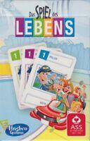 Rewe Hasbro Ass Kartenspiel 2018 – Das Spiel Des Lebens Pocket Game NEUWARE