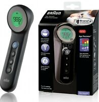 Braun 3-in-1 No Touch Forehead Digital Thermometer - BNT400BUS ~ SHIPS TODAY