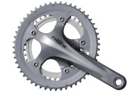 Shimano Tiagra Double 4600 10 Speed Chainset - 52/39T - 170mm Arm Length