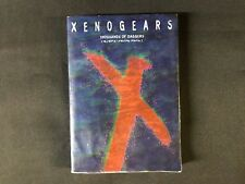 Xenogears: Thousands of Daggers Book Japan