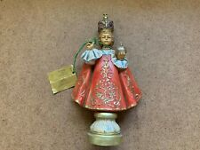 Vintage 1988 Fontanini By Roman Hand Painted Statue Figurine Made In Italy