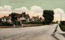 Stevenage. Hitchin Road by Chambers, Stevenage.
