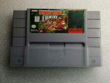 Cartouche Donkey Kong Country Super Nintendo SNES NTSC US Original