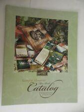Stampin' Up! Stampin' Memories Idea Book & Catalog Spring/Summer 2003 Booklet