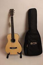 Martin guitare LX1E &tonabnehmer voyage guitare lieux d'exposition