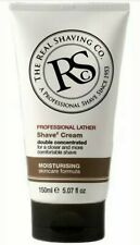6 Tubes x The Real Shaving Co. Professional Formula Shave 2 Cream 150ml