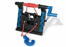 ROLLY TOYS Pédale Tractor Power Winch, Hook & Tow Rope Black