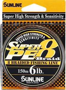 Sunline Super PE 8 Braid 300m