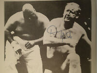 DORY FUNK Former NWA WORLD WRESTLING CHAMPION Autographed Promo Print  RARE