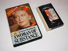 Betamax Video ~ A Woman of Substance:Part 2 ~ Barbara Taylor Bradford~VideoSpace