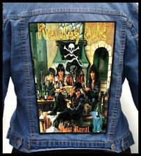 RUNNING WILD - Port Royal --- Giant Backpatch Back Patch