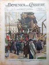 La Domenica del Corriere 30 Marzo 1902 Pasqua Napoli Gerusalemme Violino Stroh