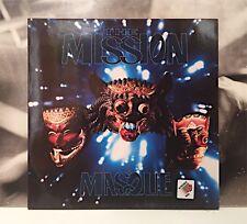 THE MISSION - MASQUE LP EX/NM 1992 EUROPE VERTIGO / PHONOGRAM 512 121-1