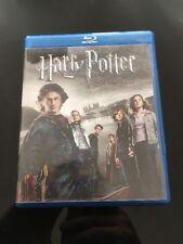 Blu Ray : Harry Potter et la coupe de feu