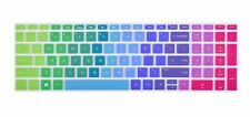 "Colorful Keyboard Cover for 17.3"" HP ENVY 17M-AE111DX, 15.6"" HP Pavilion ... New"