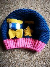 Girls Mini Boden Hat 3 - 6 Years