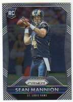 2015 Panini Prizm Football Rookies RC #281 Sean Mannion Rams