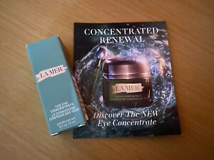 La Mer The Eye Concentrate 3ml Brand New in Box Travel Size