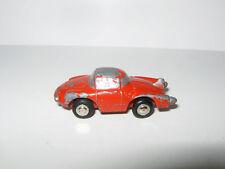 TRES RARE Mini SCHUCO PICCOLO 710 USA FIREBIRD II Rouge / Red Western Germany