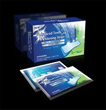 28pcs 360 Degree Advanced Dental Teeth Whitening Kit White Strips Cleaning