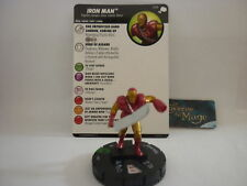 HEROCLIX THE MIGHTY THOR - #019 Iron Man *UC*