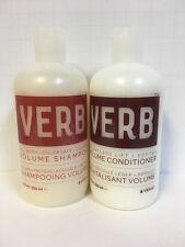 VERB COLOR SAFE VOLUME SHAMPOO & SOFTEN CONDITIONER SET - 12oz