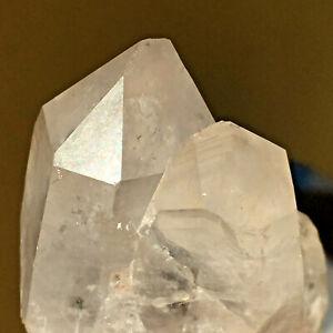 90g Super 7 Minerals Quartz Crystal Melody Stone Amethyst Smoky Cluster Specimen