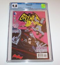Batman '66 #29 - DC Modern Age Mike & Laura Allred cover - CGC NM/MT 9.8