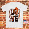 NEW Cleveland Browns NFL Jersey Men's T Shirt  S-3XL Fans Tee Free Shipping