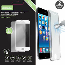 100% Genuine Tempered Glass Film Screen Protector For Apple iPhone 6S & 6