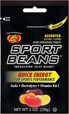 New Jelly Belly Sport Beans: Assorted Box of 24