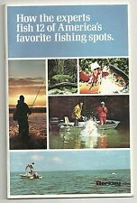 How to Fish Americas Favorite 12 Fishing Spots Berkley Trilene Line
