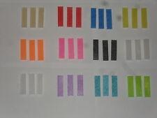 Lot de 3 pâtes oyumaru pour fabriquer moule réutilisable 12 couleurs au choix:
