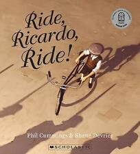 NEW Ride, Ricardo, Ride By Phil Cummings Hardcover Free Shipping