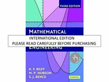 Mathematical Methods For Physics And Engineering by Riley,F.
