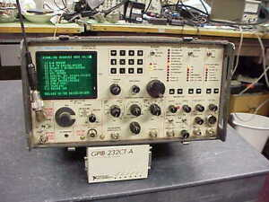 Motorola R-2014D Communications Service Monitor-Tested and Calibrated
