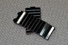 Rado  diastar Ceramica links gloss black onix Ceramic 26mm