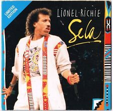 LIONEL RICHIE: SELA – LIMITED EDITION CD SINGLE (1986) 3 TRACKS / CARD SLEEVE